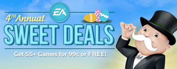 EA Easter Day Sale