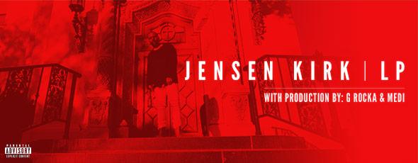 Jensen Kirk-Jensen Kirk LP